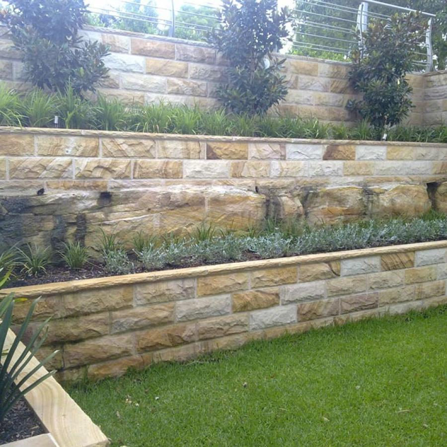 Ornamental garden walls - From The Front Wall On The Boundary Of Your Home Or Decorative And Ornamental Retaining Walls In Your Garden They Are Not Only Functional But Can Look